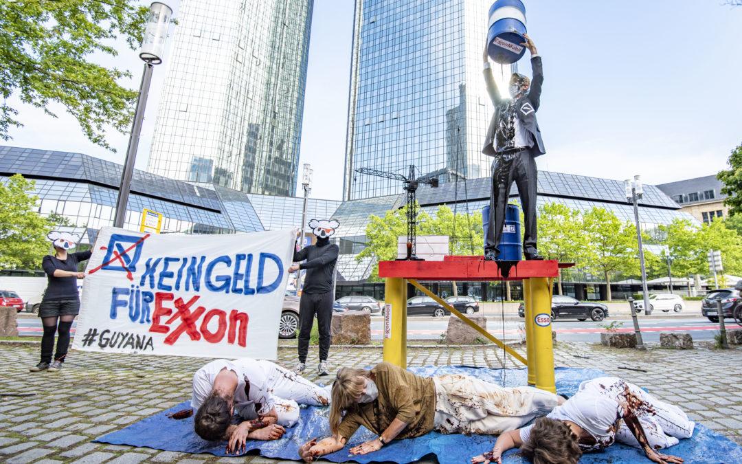 Deutsche Bank – die schmutzigste Bank Deutschlands
