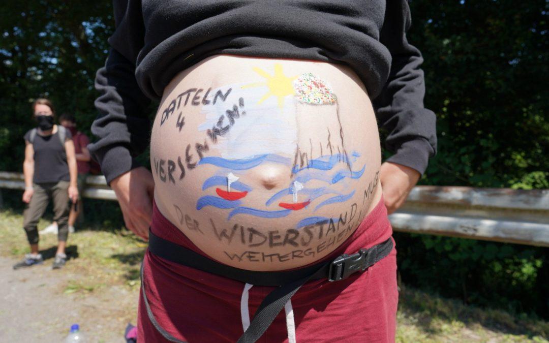 Datteln IV stoppen – Damit die Welt für unsere Kinder lebenswert bleibt!