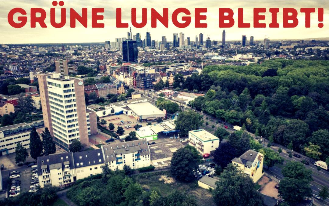 Grüne Lunge Bleibt! – #LocalClimateJustice