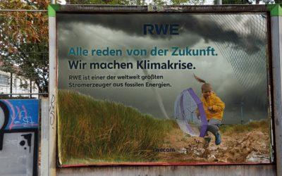 RWE, Greenwashing und die Rolle der Journalist:innen