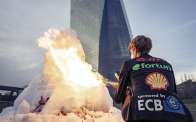 ECB: The climate crisis will not wait!