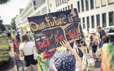 Our Future is not for Sale!